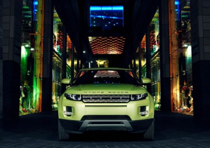 Post image for Shaking Down the 2012 Range Rover Evoque
