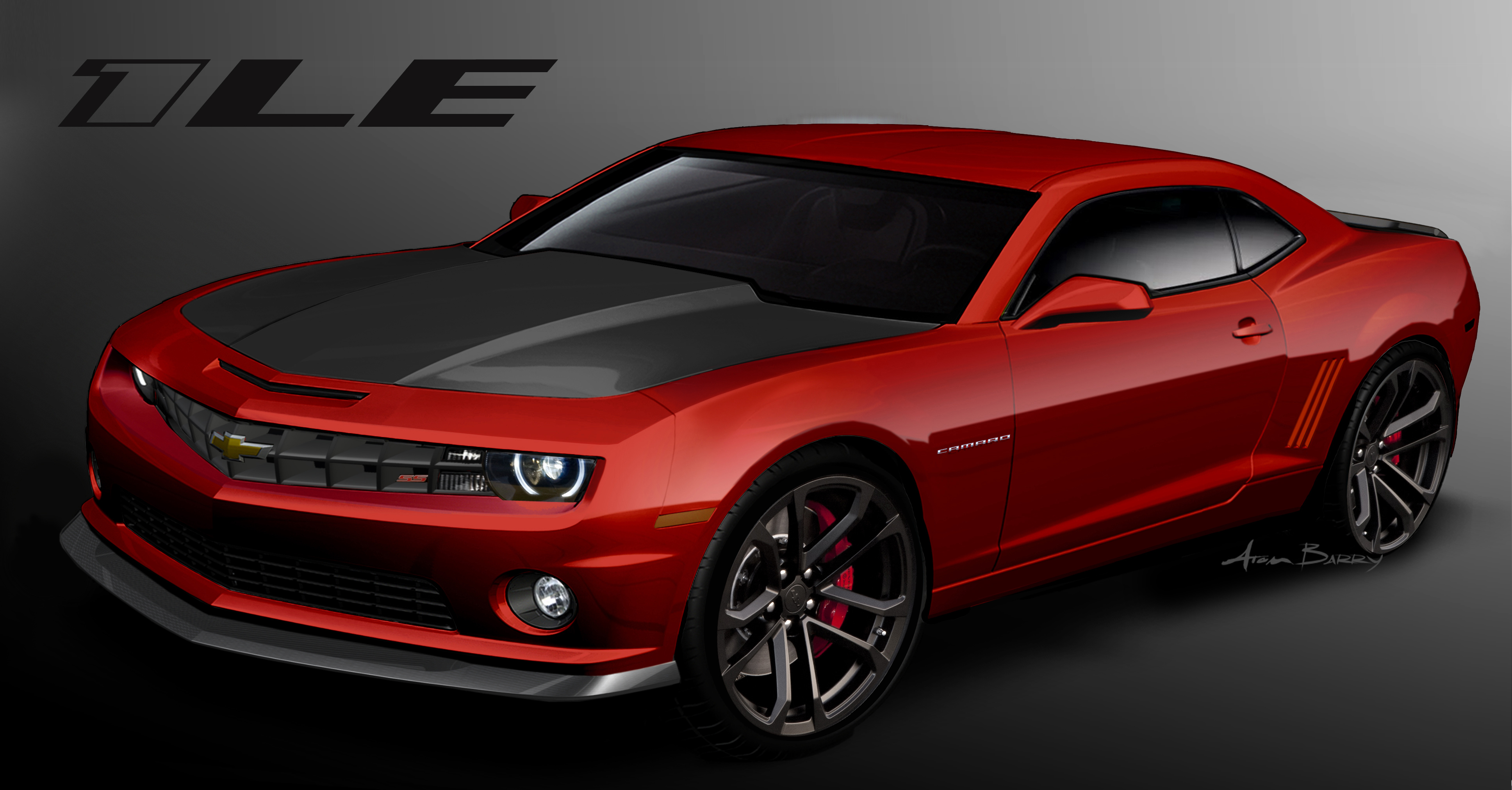 1LE Option Finally Returns for the 2013 Camaro : 426-hp, 1g cornering, under $40,000