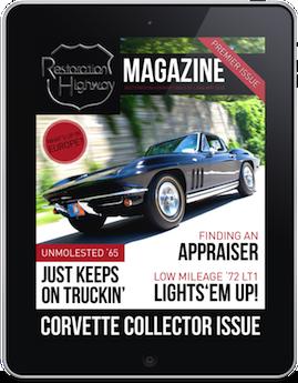 1971 Chevrolet Corvette LT1 $41,400