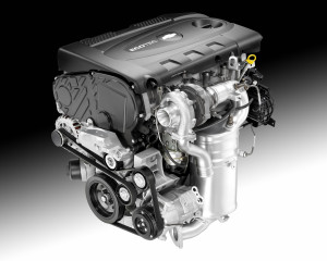 2014 Ecotec 2.0L I-4 Turbo Diesel (LUZ) for Chevrolet Cruze